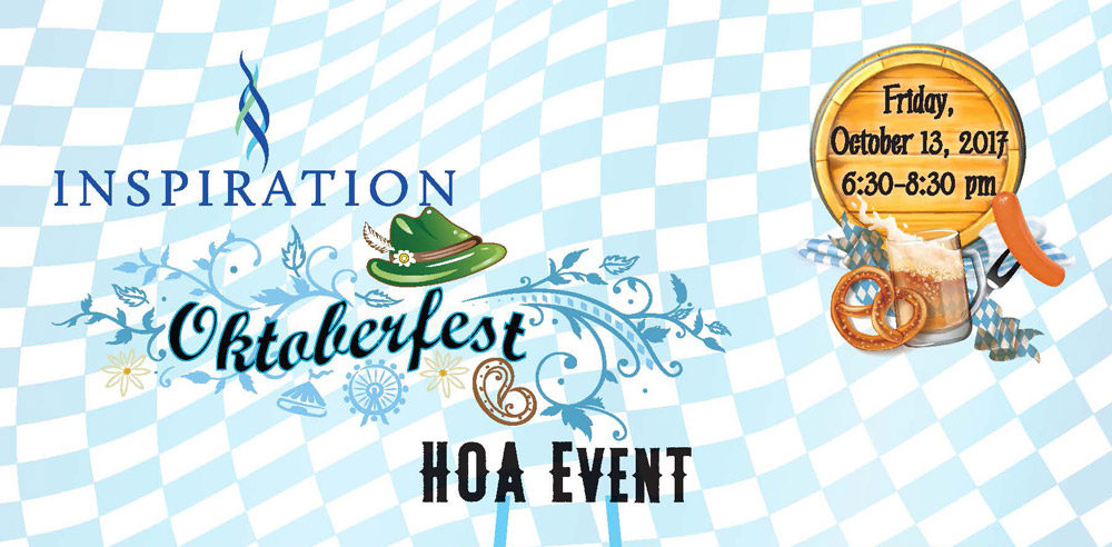 2nd Annual Oktoberfest at Inspiration
