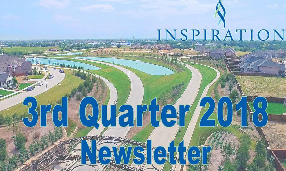 Inspired Living: Third Quarter Edition