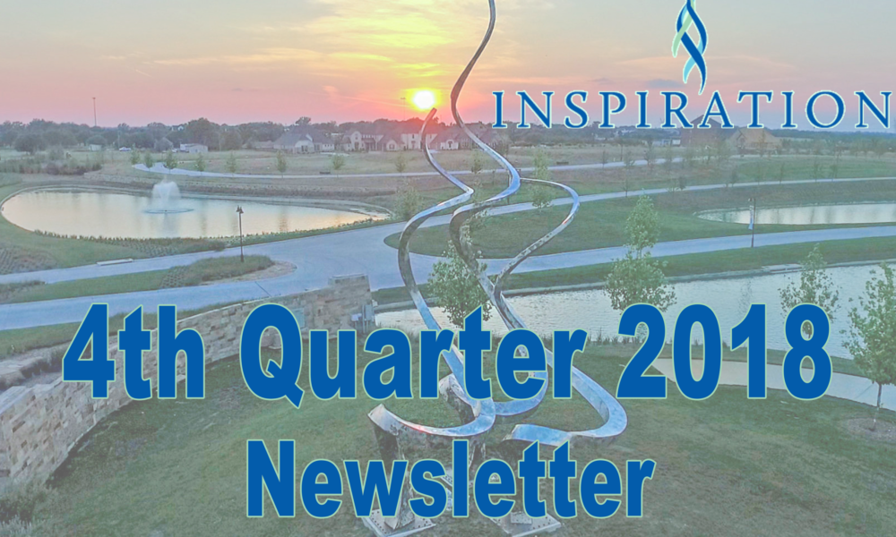 Inspired Living: Fourth Quarter Edition